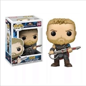 Thor Ragnarok Marvel Funko POP Bobble Figure #240